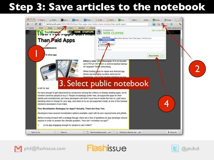 how to turn evernote into pdf