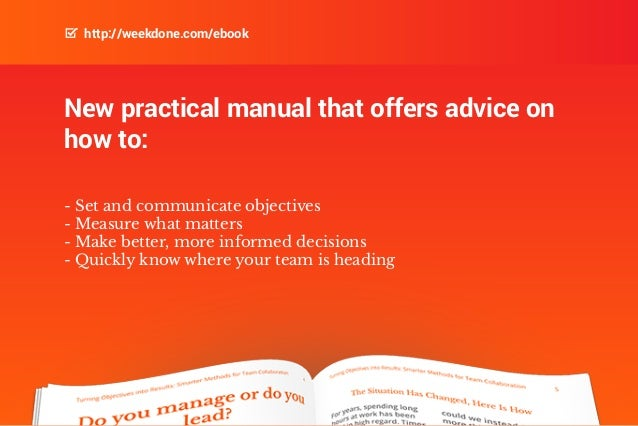 Turning those obnoxious objectives into results new free ebook fandeluxe Choice Image