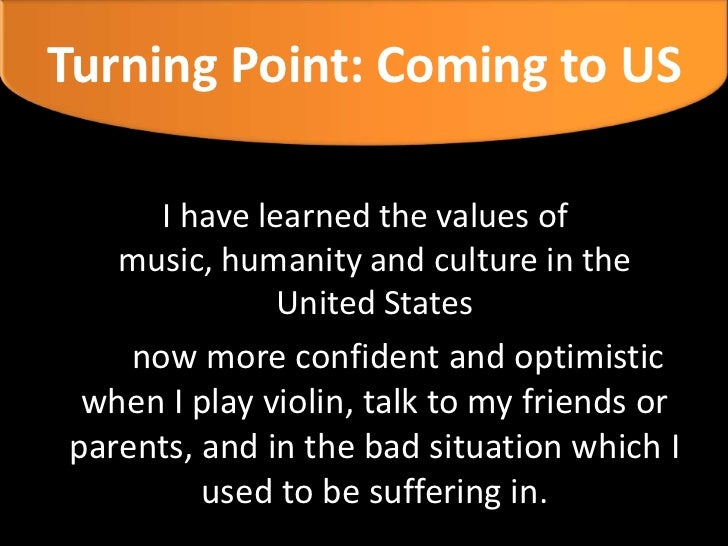 turning point of my life essay The turning point of my life {by mark twain} essay audio book  {philosophy - essay audio book} by mark twain - duration:  revenant was a turning point in my life (jan 7, 2016) .