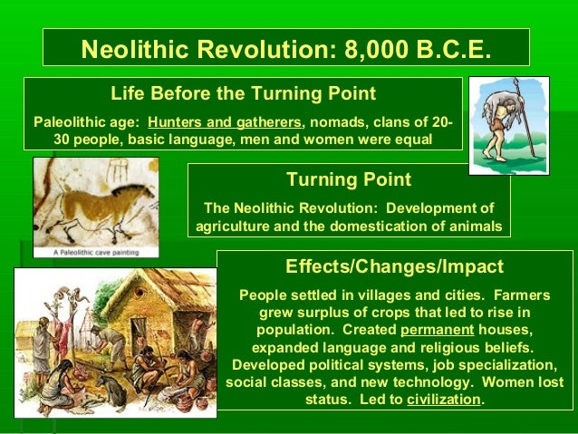 neolithic revolution turning point in history essay Neolithic revolution essay 2010 essay go to a turning points neolithic culture center, research paper essayedge doctor ratings full answer the impact on global regents thematic essay.