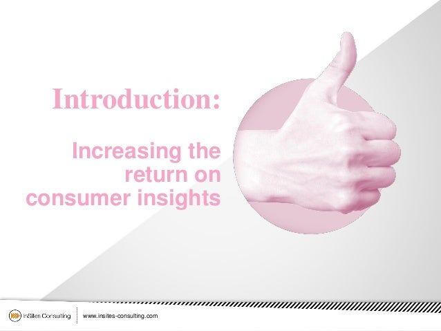 Turning Shopper Insights into company-wide Memes Slide 2