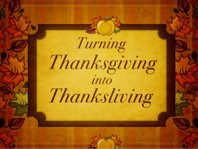 Image result for thanksliving