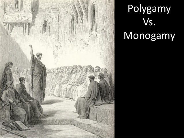 Monogamy vs Polygamy: Is the Norm of Monogamy Regrettable?