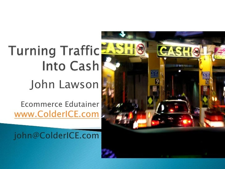 Turning Web Traffic Into Cash for Small Ecommerce Businesses