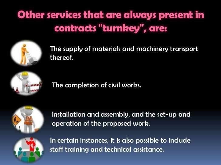 turn key project Definition of turnkey project in the legal dictionary - by free online english dictionary and encyclopedia what is turnkey project meaning of turnkey project as a.