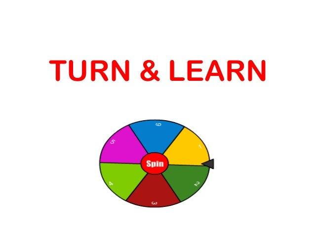 TURN & LEARN