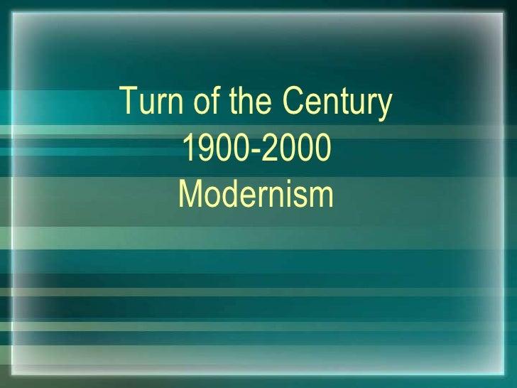 Modernism isms 1893-1950