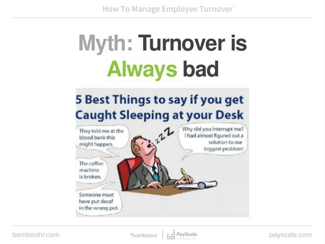 managing the impact of employee turnover Effects of talent management on employees  understand the effects of talent management on employee retention thus, the purpose of  high employee turnover.