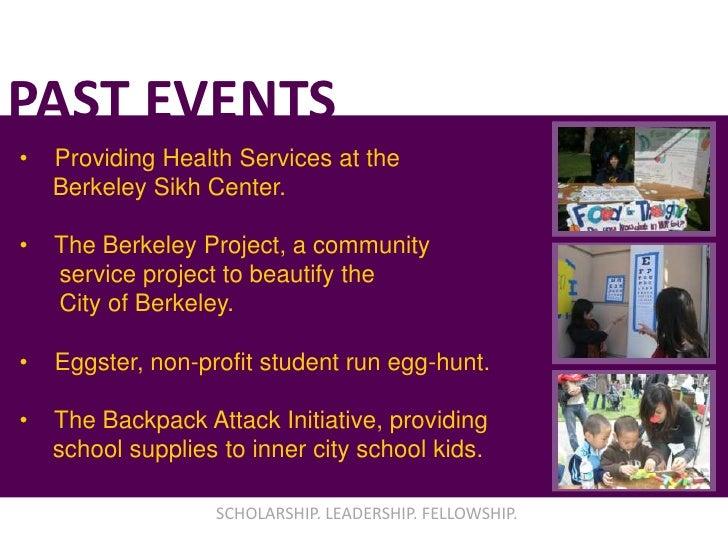 Phi Sigma Pi @ UC Berkeley's Turn the Table Career Fair