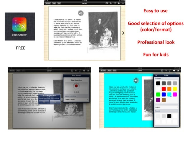 Easy  to  use      Good  selec.on  of  op.ons     (color/format)      Professional  look      ...