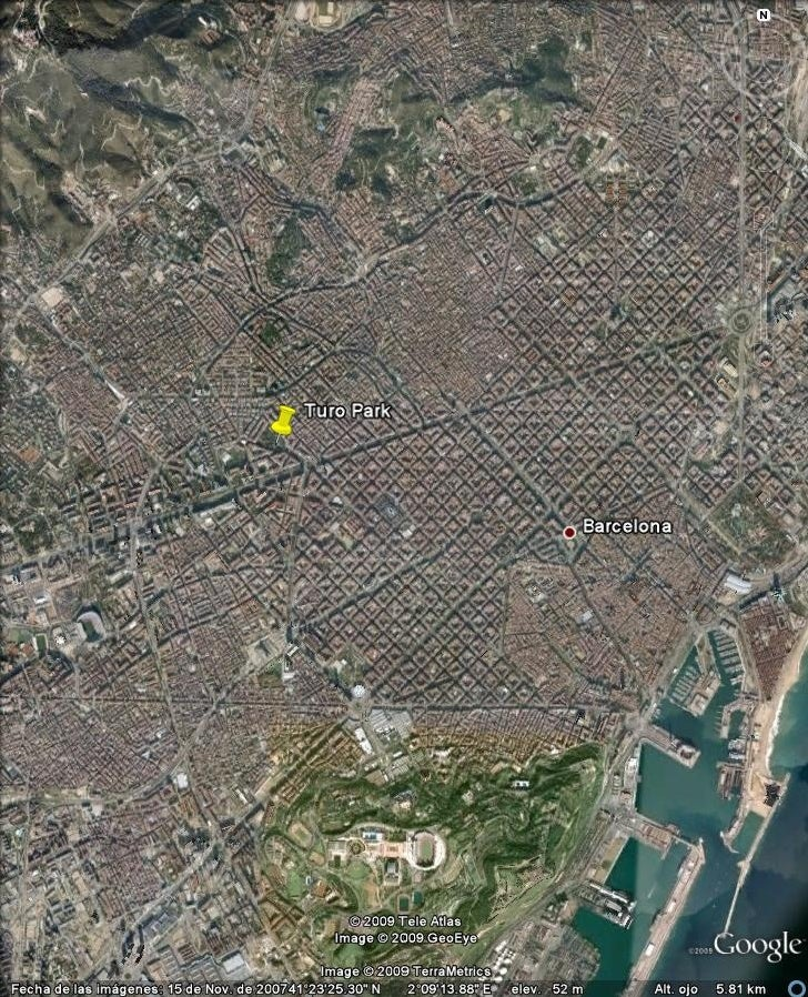 Turo Park, Barcelona - Analysis