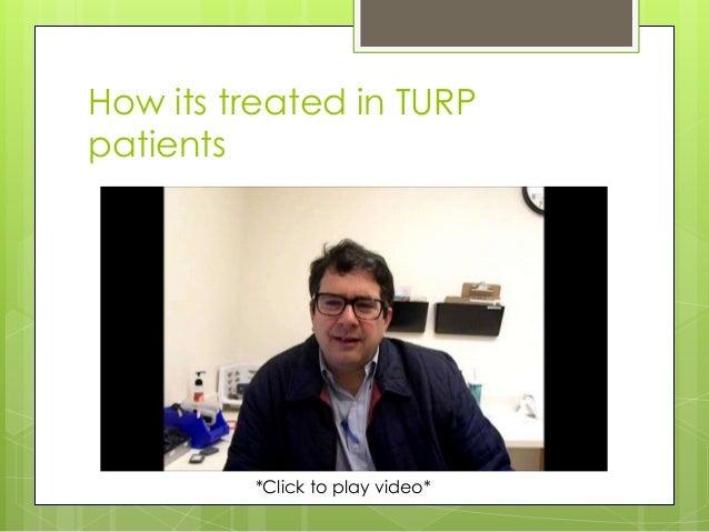 Turp Presentation