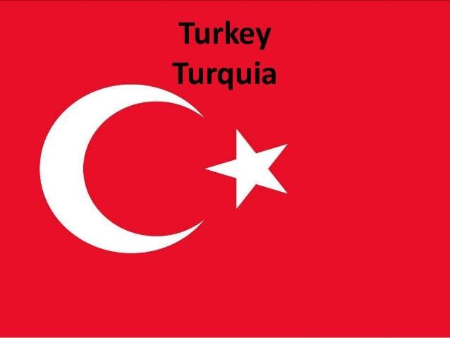 Turkey Turquia
