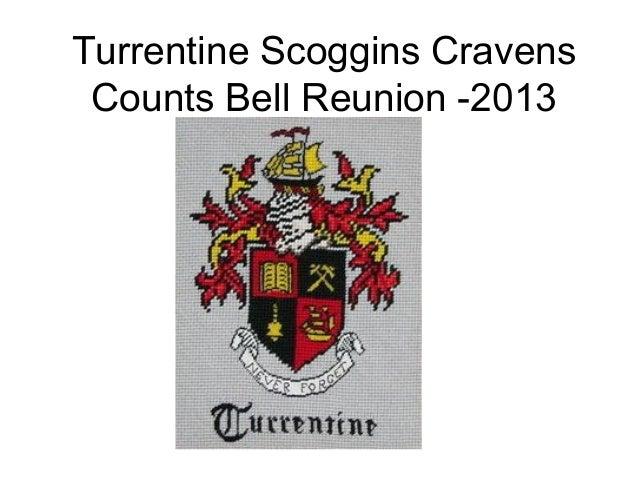 Turrentine Scoggins Cravens Counts Bell Reunion -2013