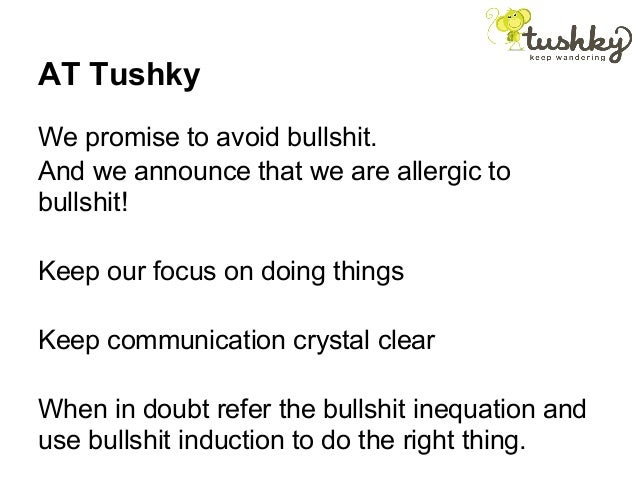 Tushky Culture Code V1 Building A Startup That Knows How To Have Fun