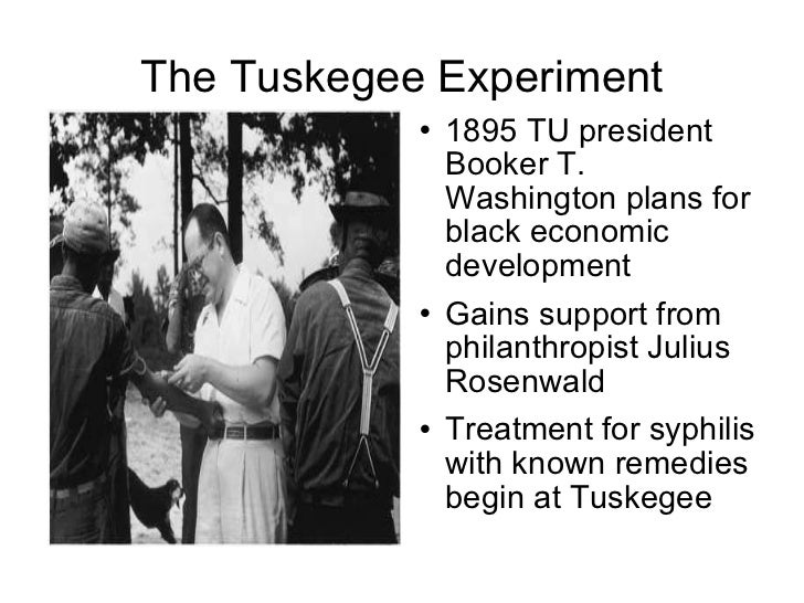 the tuskegee study Start studying tuskegee study learn vocabulary, terms, and more with flashcards, games, and other study tools.