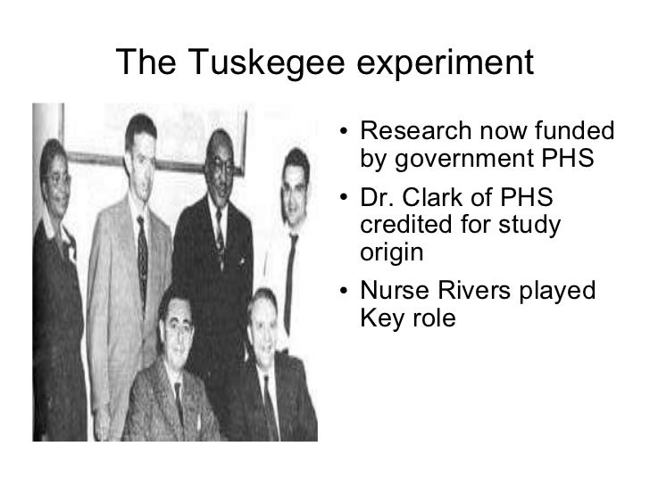 the tuskegee syphilis study A new paper provides evidence that the tuskegee syphilis study reduced the life  expectancy of african-american men—though the tuskegee.