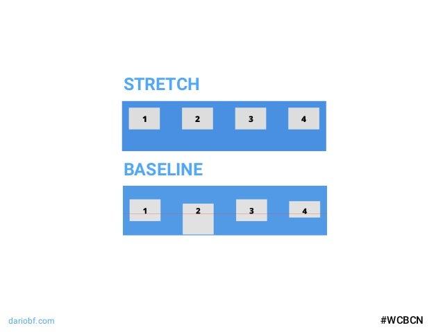 dariobf.com #WCBCN STRETCH #WCBCN BASELINE 1 2 3 4