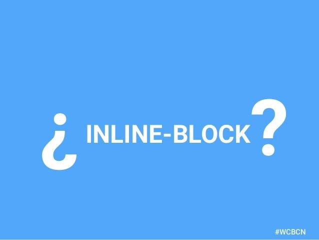 dariobf.com #WCBCN INLINE-BLOCK?¿
