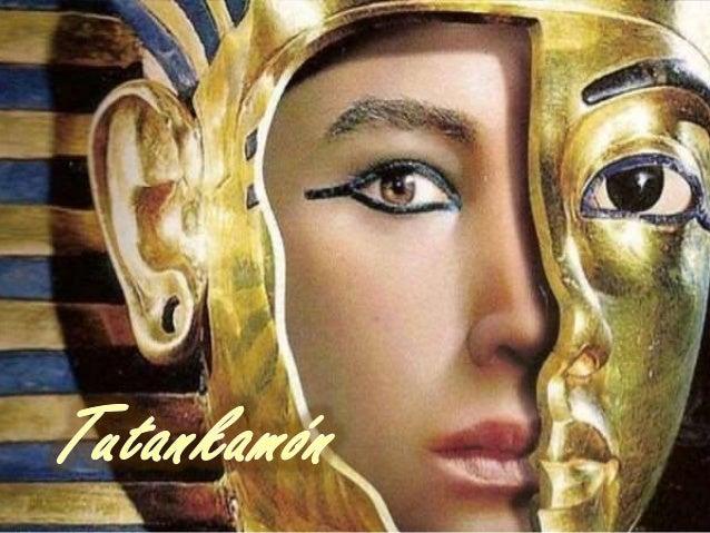  El rey Tut, conocido  como el faraón  Tutankamón, gobernó  Egipto  aproximadamente  entre los años 1334 a  1323 A.C.   ...