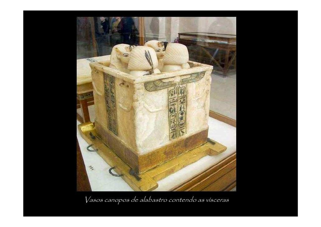 Sarcófagos                                   Miniaturas                                       2 de 4     Amset e Isis prot...