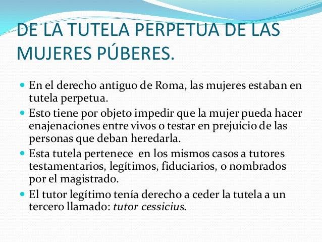 Matrimonio Romano Tutela Y Curatela : Tutela derecho romano lalo
