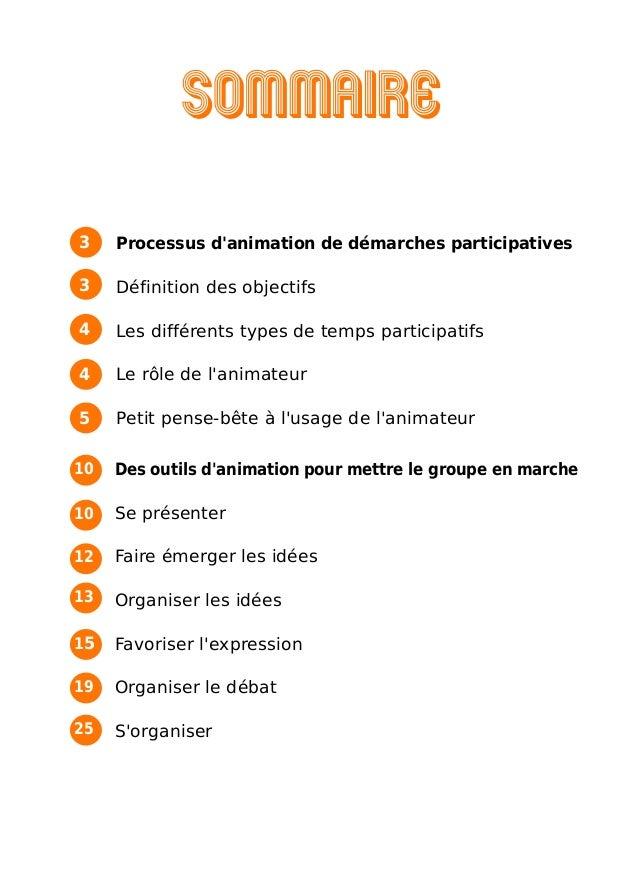 Tuto animer demarches participatives - Comment mettre un pense bete sur le bureau ...
