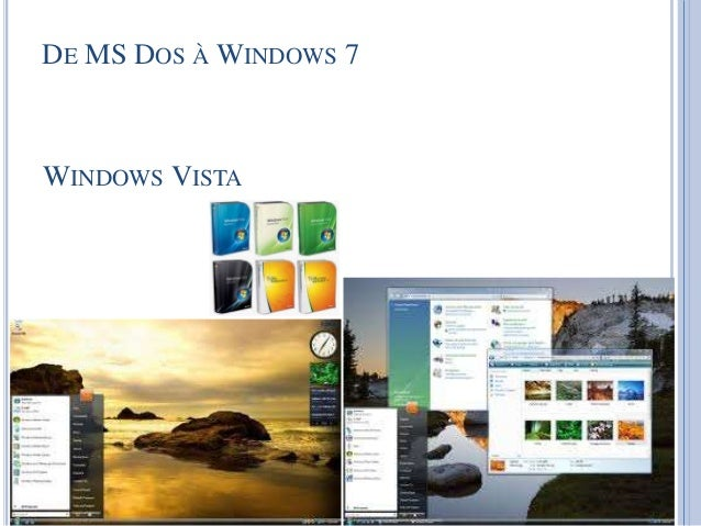 how to open ms dos in windows 7