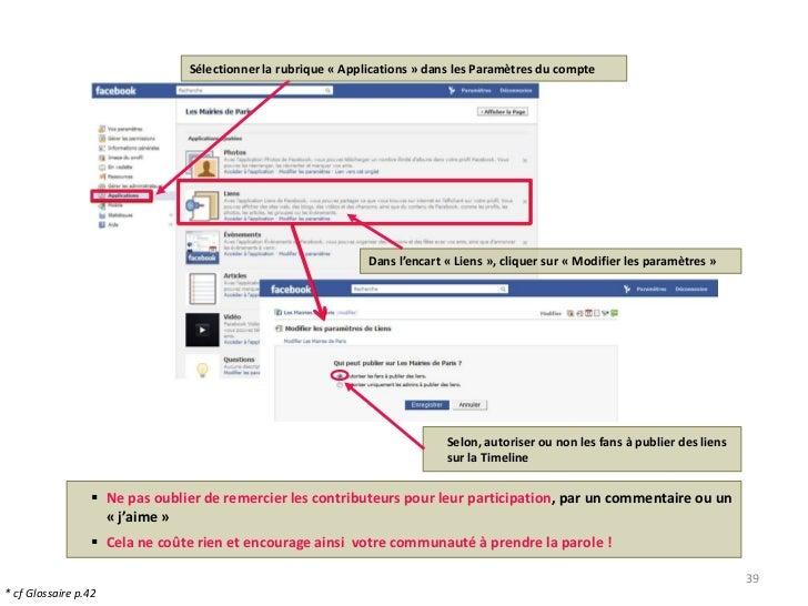 facebook mode d emploi pdf