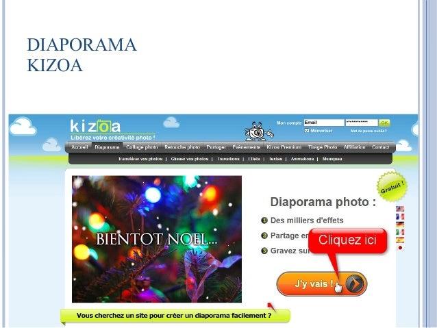 un diaporama kizoa