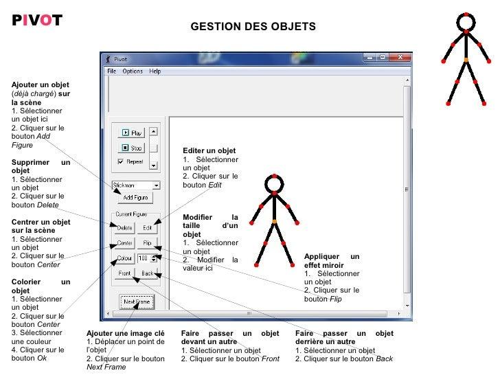 Pivot Stick Animator  Slide 3