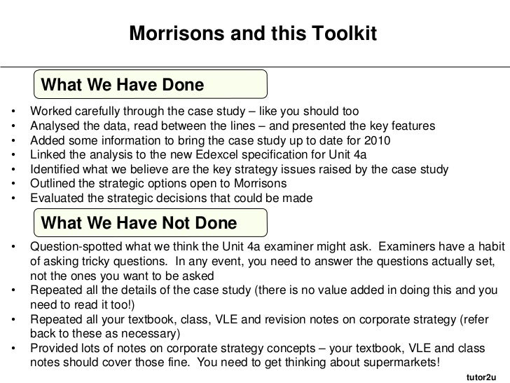 financial analysis for morrison Most stock market analysis falls into three broad groups: fundamental, technical,  and sentimental  ever wonder what the real value of a financial advisor is.