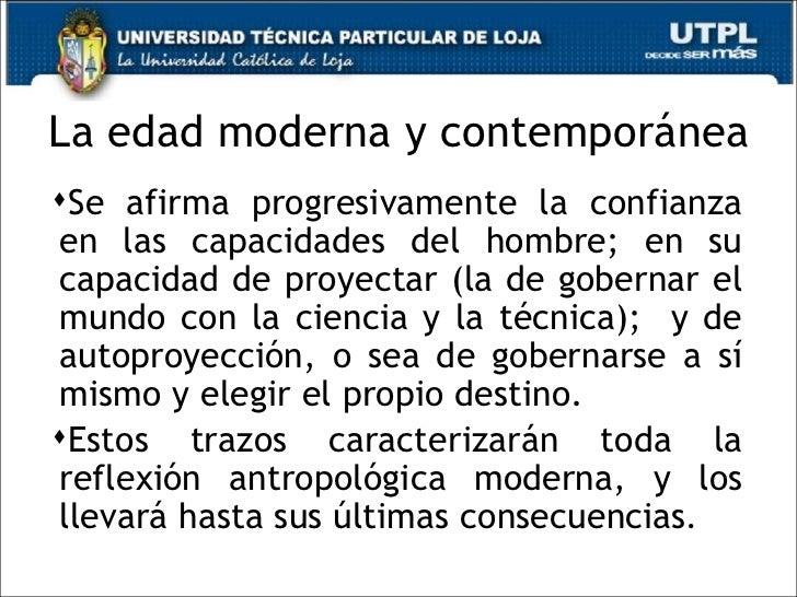Antropologia - Diferencia entre arquitectura moderna y contemporanea ...