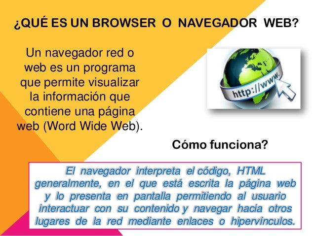 Tutoria 3 world wide web navegadores for Que es accesibilidad