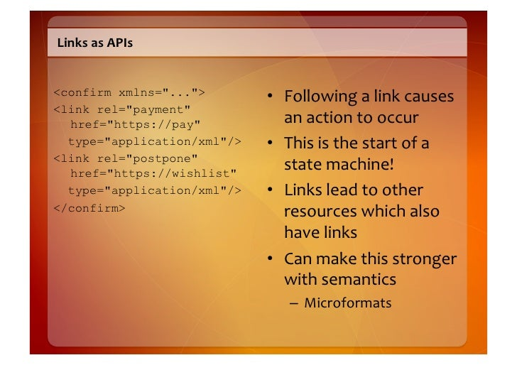 We  have  a  framework!    • The  Web  gives  us  a  processing  and  metadata  model       – ...