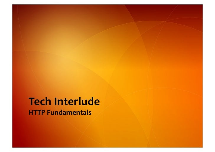 The  HTTP  Verbs                                                                                               Decre...
