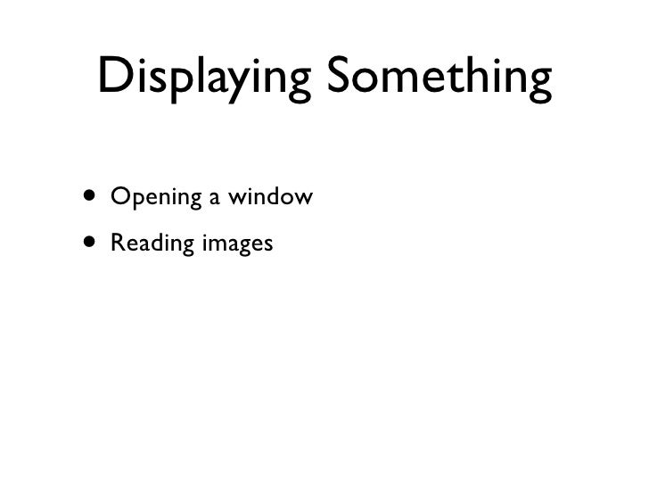 Intro to game programming displaying something opening a window reading images solutioingenieria Image collections