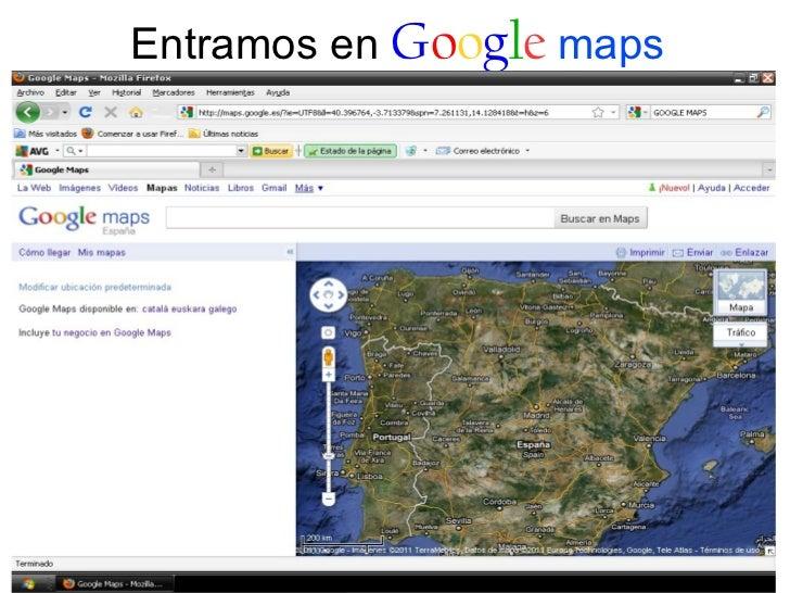 Tutorial Google Maps Slide 2