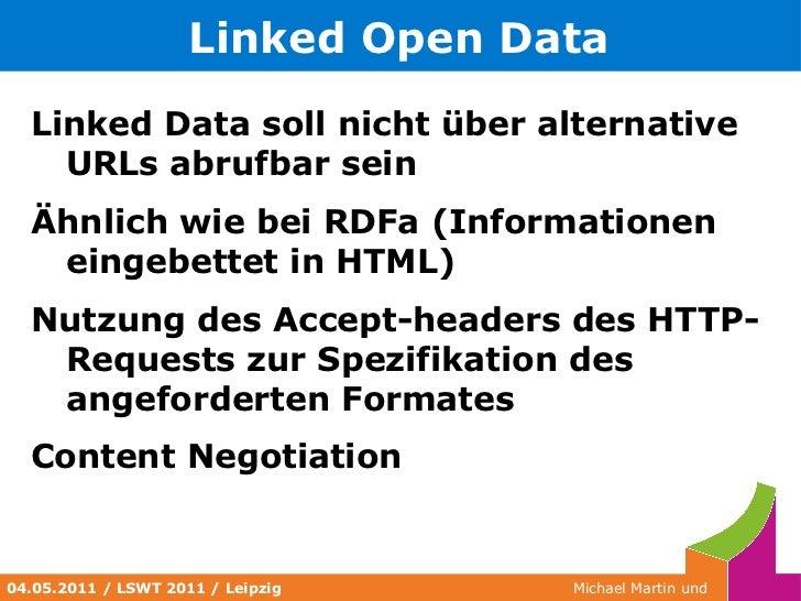 Konkretes Markup für Good Relations </li></ul><li>Tools für RDFa und Good Relations