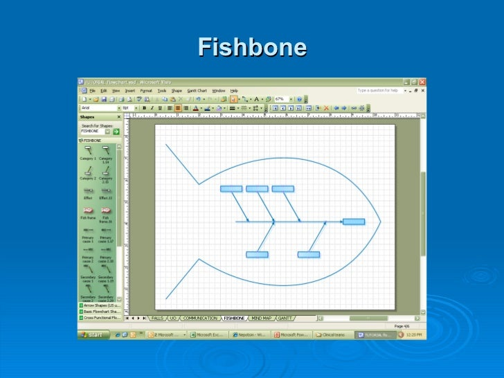 Visio Tutorial