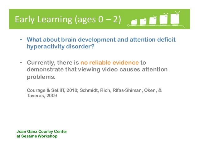 Attention Problems In Early Childhood >> Interactive Technologies For Early Childhood Harmful Or Helpful
