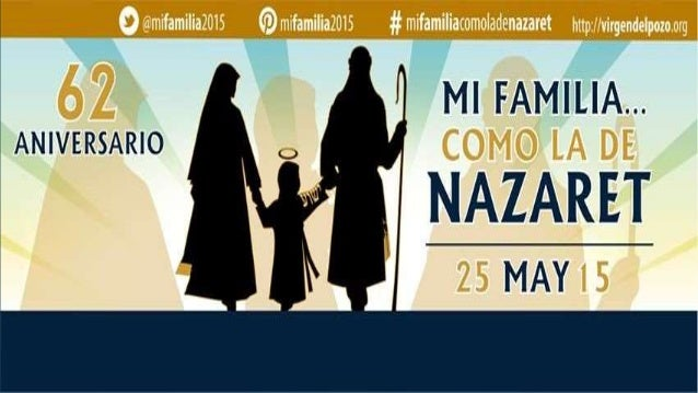 """Como Publicar en #mifamiliacomoladenazaret CAMPAÑA """"MI FAMILIA… COMO LA DE NAZARET"""""""