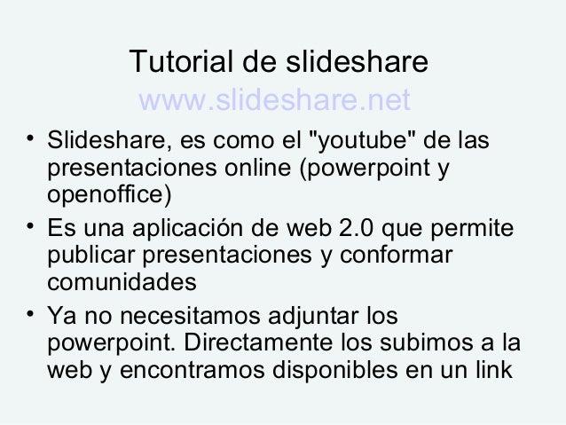 Tutorial de-slideshare-3744 Slide 2