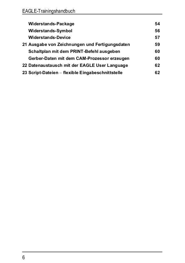 CadSoft - Elektro Anwendungen - Tutorial Version 4