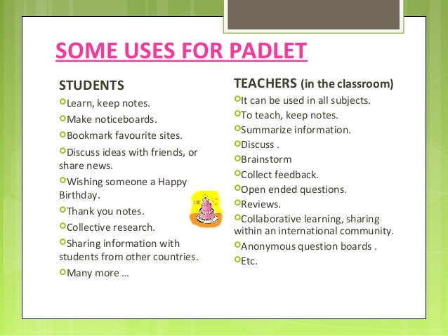 TUTORIAL: HOW TO USE PADLET