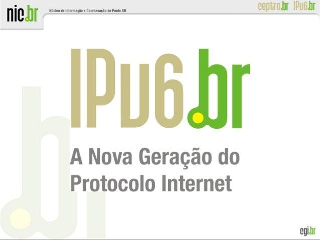 Agenda  09:00 - 10:45 – Introdução / Cabeçalho IPv6 / Endereçamento  10:45 - 11:15 Coffee Break  11:15 - 13:00 – Exercí...