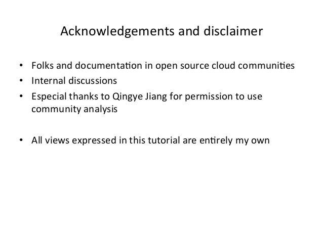 Open Source Cloud Technologies Slide 2