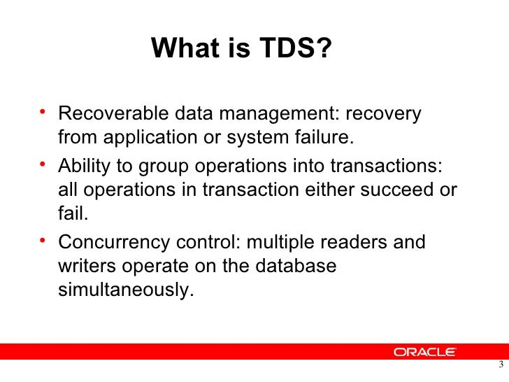 oracle berkeley db transactional data storage tds tutorial rh slideshare net Amazon SimpleDB Neo4j