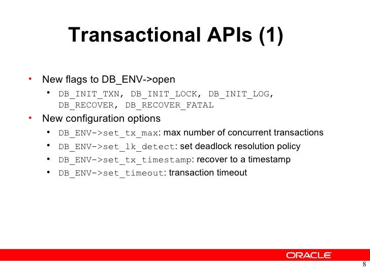 oracle berkeley db transactional data storage tds tutorial rh slideshare net Berkeley DB License Neo4j