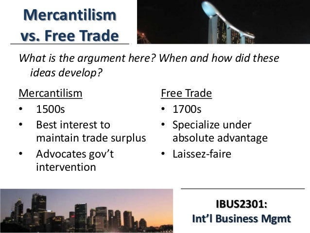 chapter 6 international trade theory Undergrad international business chapter 6: trade that international trade theory holds a country to engage in international trade even for.